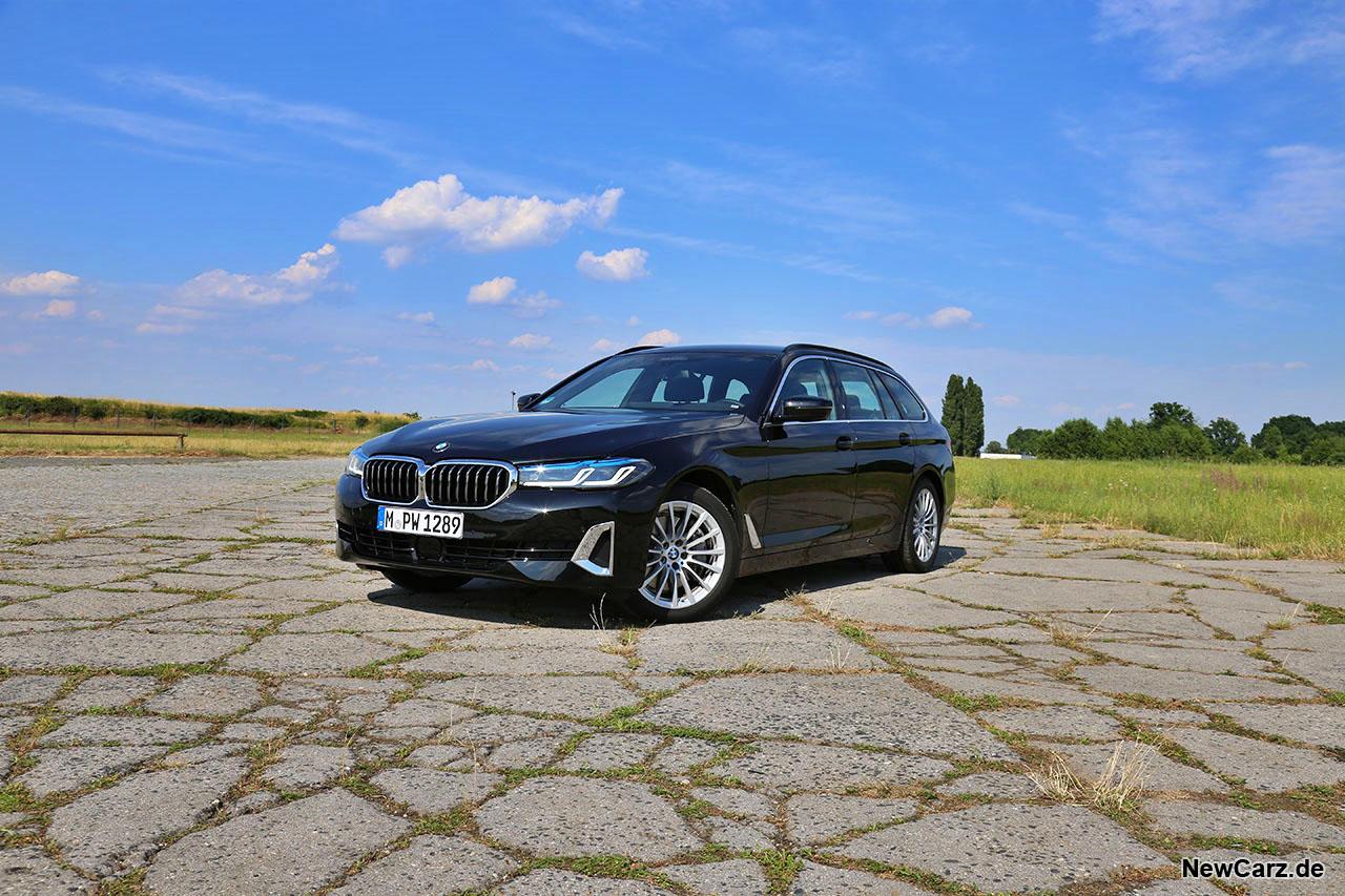 BMW 540d Touring