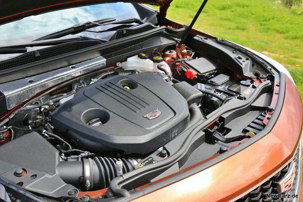Dieselmotor XT4