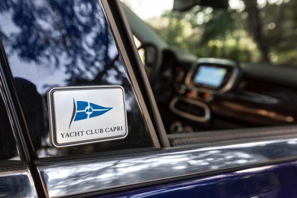 Fiat 500X Yachting Yacht Club Capri