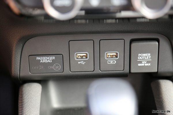 USB Slots