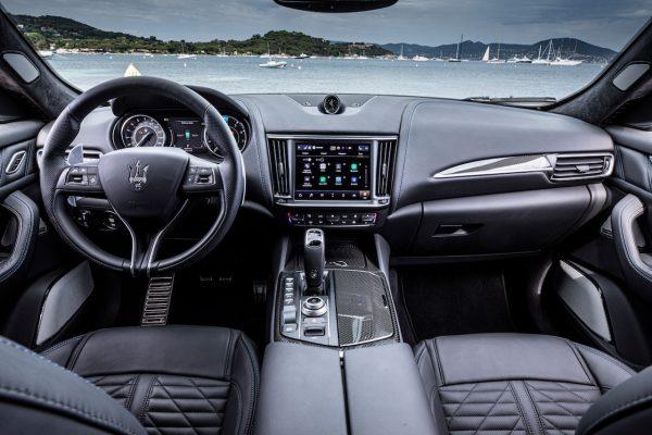 Interieur Maserati
