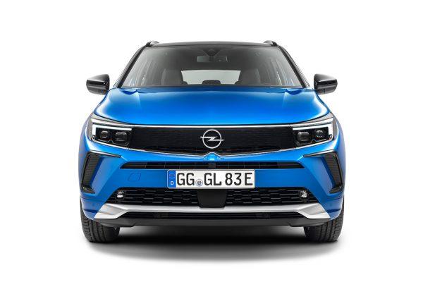 Opel Grandland Front