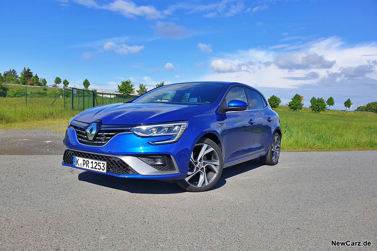 Renault Megane RS Line