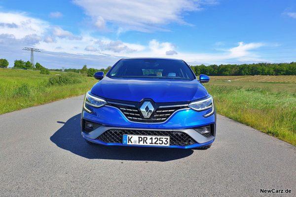Renault Megane RS Line Front