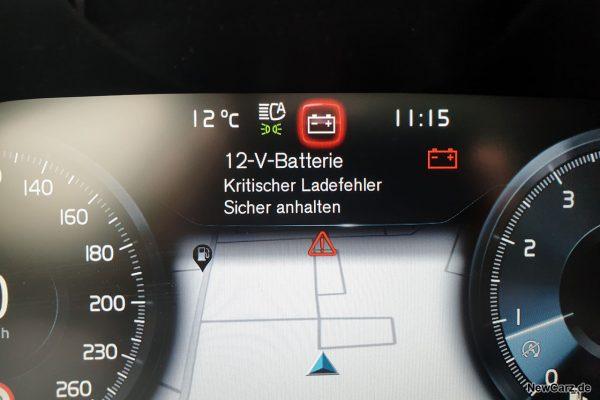 12-Batterie-Fehler