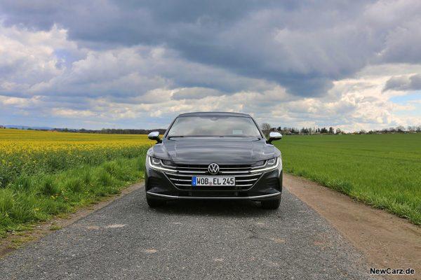 VW Arteon Shooting Brake Front