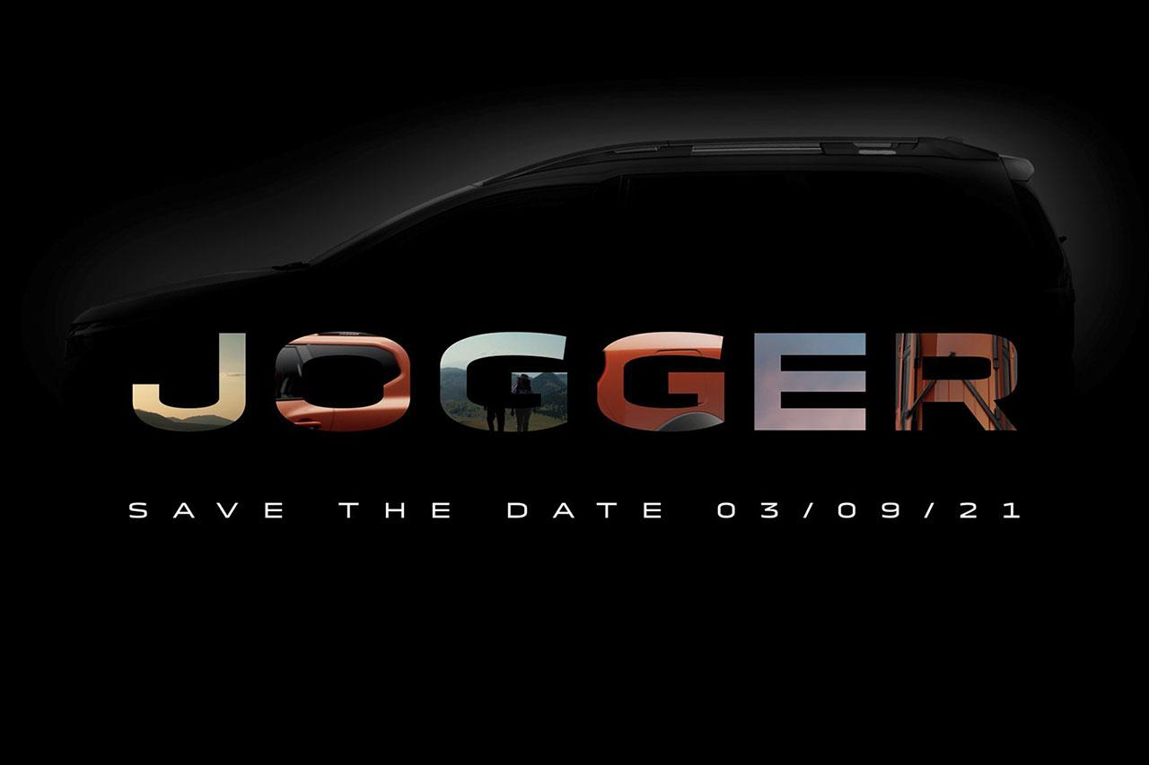 Dacia Jogger Teaser