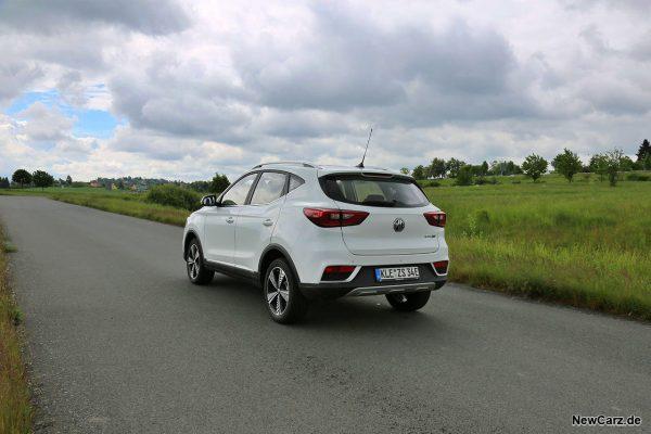 MG ZS EV Luxury