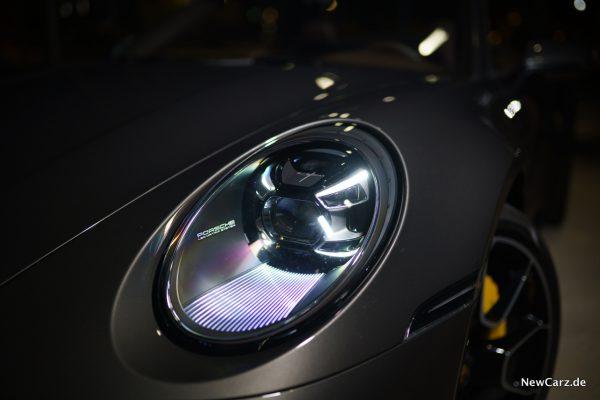 Porsche Matrix LED-Scheinwerfer