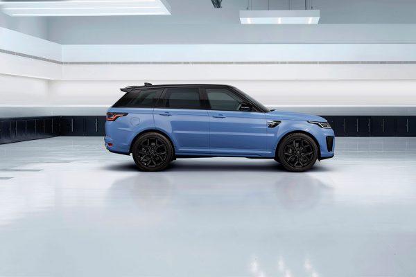 Range Rover Sport SVR Ultimate Edition Seite