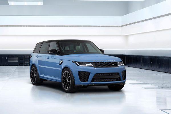 Range Rover Sport SVR Ultimate Edition Studio