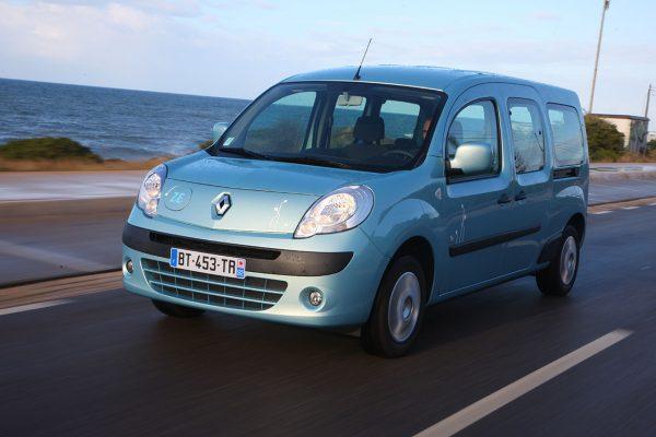 Renault Kangoo Z.E. 2011