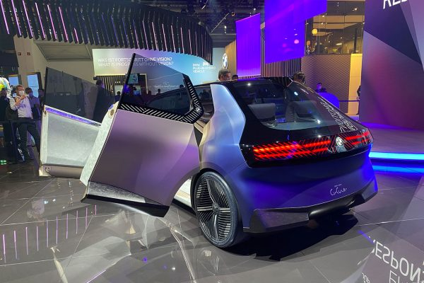 BMW i Vision Circular auf der IAA