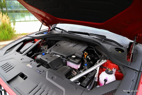 Genesis GV70 Motor