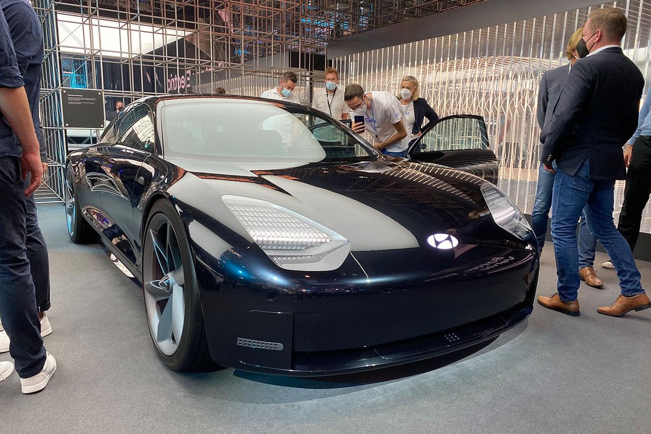 Hyundai IONIQ 6 Concept