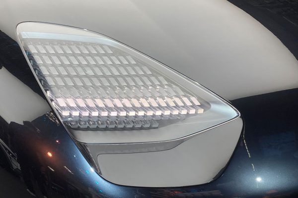 Scheinwerfer Hyundai IONIQ 6 Concept
