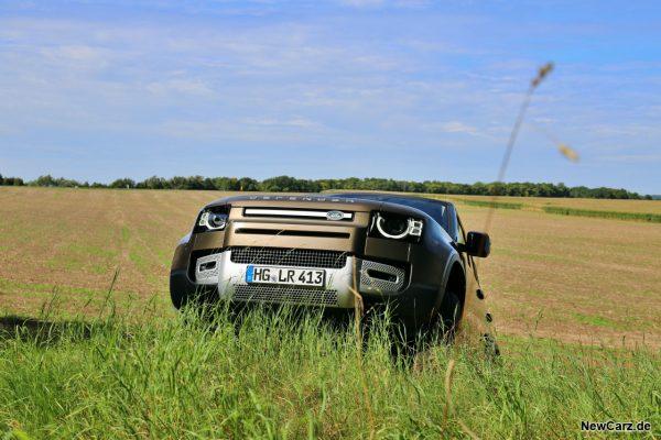 Land Rover Defender 110 Gelände