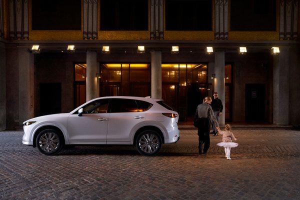 Mazda CX-5 2022 Seite