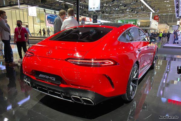 Mercedes-AMG GT 63 S E Performance IAA