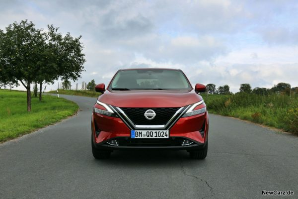 Nissan Qashqai Front