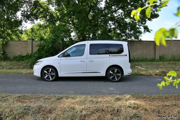 VW Caddy 5 Seite