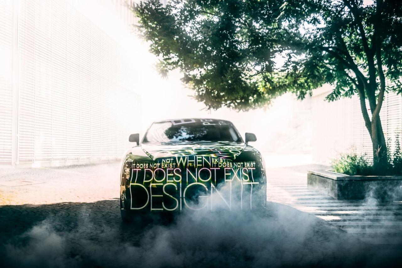 Rolls-Royce Spectre Preview