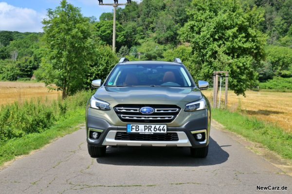 Subaru Outback Front