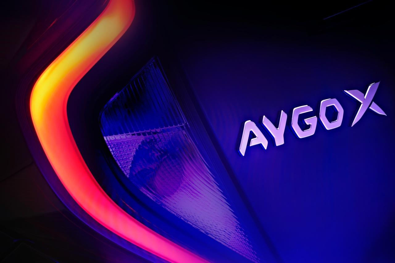 Toyota Aygo X